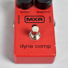 MXR Dyna Compressor Electric Guitar Effects Pedal