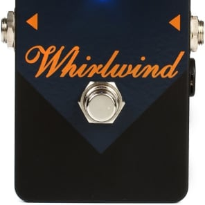 Whirlwind Rochester Series Orange Box Phaser Pedal for sale