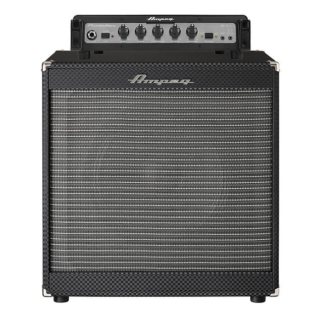 ampeg portaflex pf350 and pf115lf with free speaker cable reverb. Black Bedroom Furniture Sets. Home Design Ideas