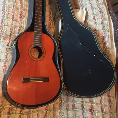 Kiso-Suzuki G-120 Classical Guitar 1970's - Reduced Price for sale