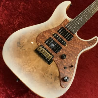 Bacchus Handmade Series Empire Custom -White Burst-[Shibuya Limited][GSB019]2020 for sale