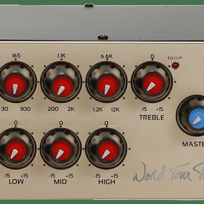 Eden Amplification WTP600 World Tour Pro 600-Watt Bass Head