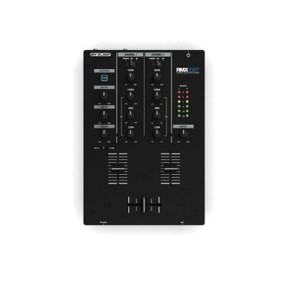 Reloop RMX-10BT Compact Bluetooth DJ Mixer