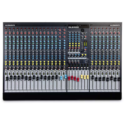Allen & Heath GL2400-24 4-Group 24-Channel Mixing Console