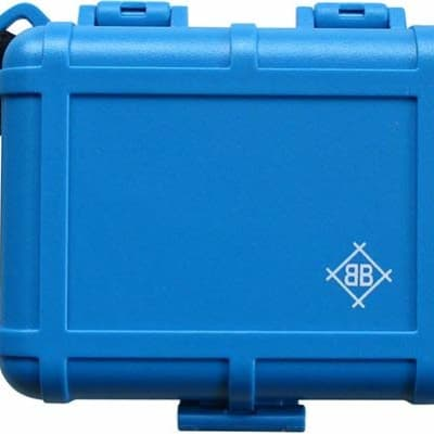 Stokyo Black Box Cartridge Case - Blue