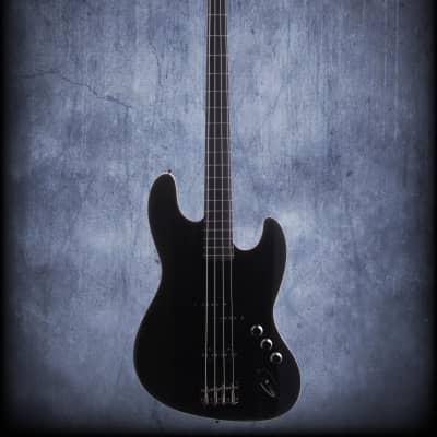 Fender Aerodyne Jazz Bass Black for sale