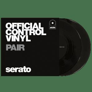 "Serato PS-BLK-7S Performance Series 7"" Control Vinyl (Pair)"