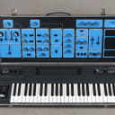 Moog Sonic Six mk2 vintage analog synthesizer + handbook + brochure (serviced)