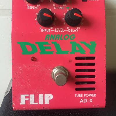 Guyatone AD-X Analog Delay Flip for sale
