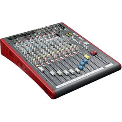 Allen & Heath ZED-12FX 12+2 Channel Mixer w/ Effects