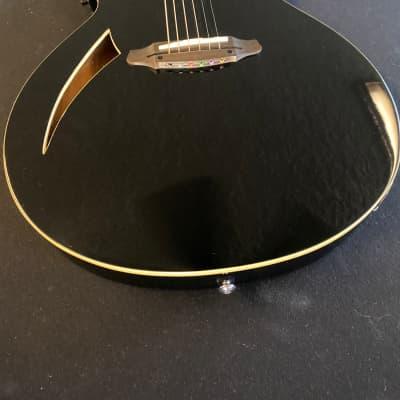Esp Ltd Arc-6 Thinline Acoustic Black for sale