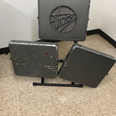 Victor Projector speaker 50s? Gray for sale