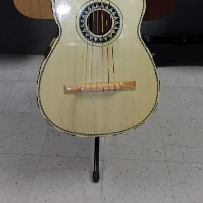 Jose Juan Hernandez Pre-Owned Guitarron, Cedar Light Brown