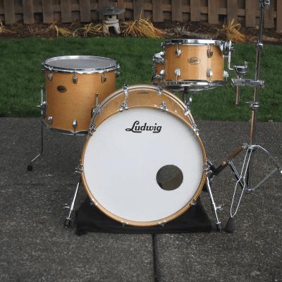 "Ludwig Centennial Series Powerdrive 8x12 / 14x16 / 20x22"" Drum Set"
