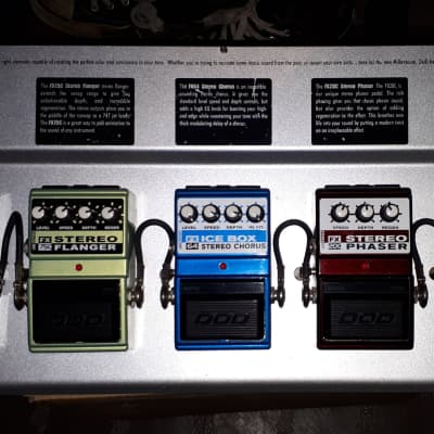 DOD Rare Dealer Display Powered Pedalboard for sale