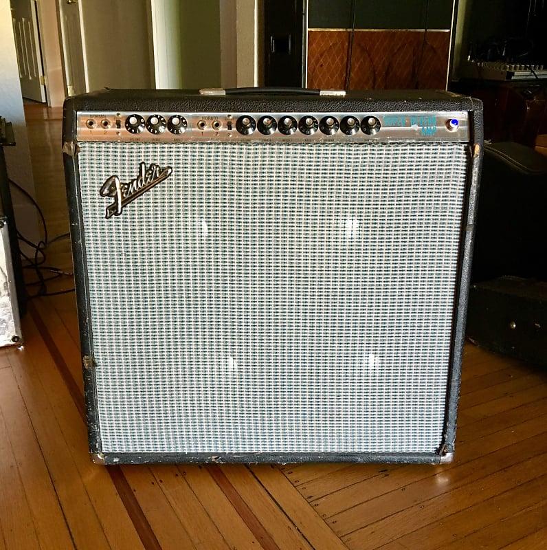 Fender Super Reverb Amp 1968 Silverface Original Vintage Usa