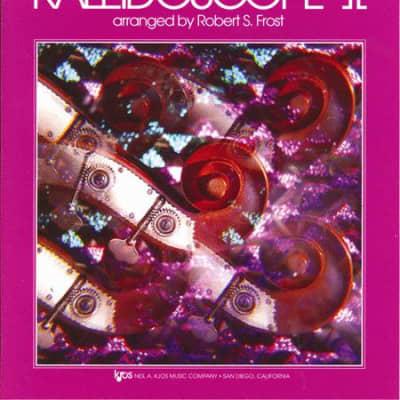Christmas Kaleidoscope, Book 2 - Viola