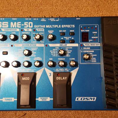 Boss ME-50 Guitar Multi-Effect image