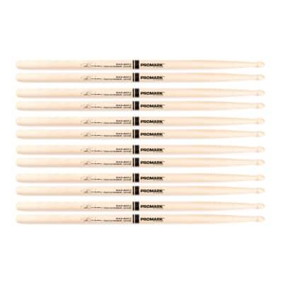 6 Pairs ProMark Todd Sucherman SD330 Styx Maple Wood Tip Drum Sticks