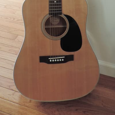 Blueridge BR-60 Acoustic with hardcase for sale