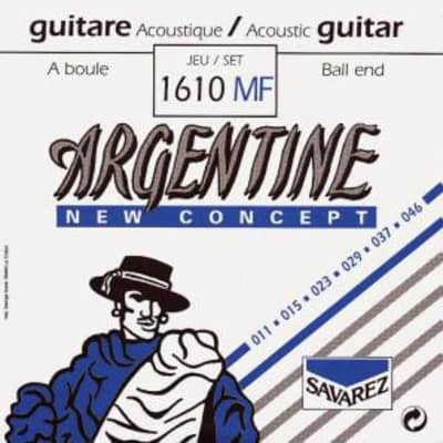 Savarez Argentine 1610MF - Corde pour guitare Classique