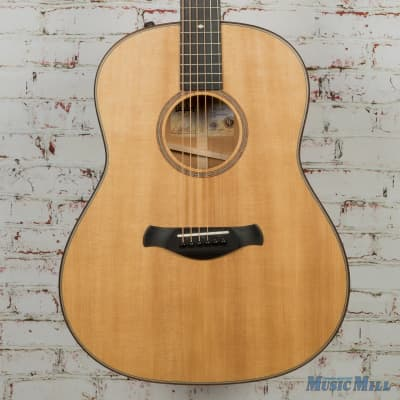 Taylor 517e Grand Pacific Builder's Edition with V-Class Bracing - Natural (USED) for sale