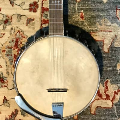 Lyon and Healy-Washburn 5 string Banjo 1920's Antique Brown for sale