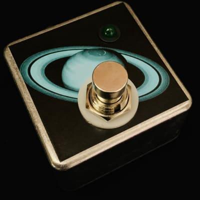 Saturnworks Micro Favorite Switch Guitar Pedal for Strymon, Neutrik Jack, Handcrafted in California