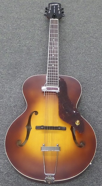Gretsch Acoustic Electric : gretsch 9555 new yorker archtop acoustic electric guitar reverb ~ Hamham.info Haus und Dekorationen