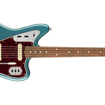 Fender Vintera '60s Jaguar - Pau Ferro, Ocean Turquoise for sale