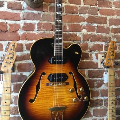 1956 Gibson ES-350T Sunburst for sale