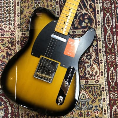 Fender Traditional 50s Telecaster 2-Color Sunburst for sale