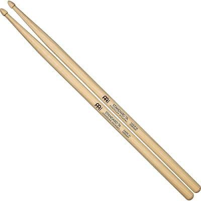 Meinl SB100 Standard 7A (Pair) Drum Sticks w/ Video Link