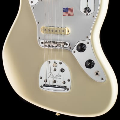 Fender Johnny Marr Jaguar® Olympic White (325) for sale