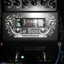 Two Notes LE BASS 2016 grey