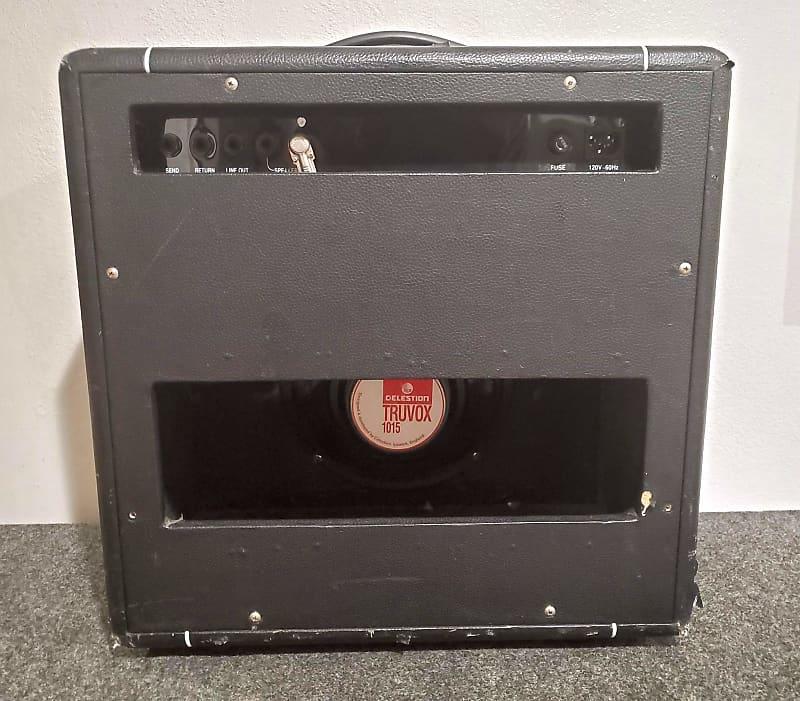 hiwatt custom 20 watt tube amp guitar combo amp serviced reverb. Black Bedroom Furniture Sets. Home Design Ideas