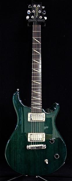 f724481cd4 Paul Reed Smith SE Santana Emerald Green | Reverb