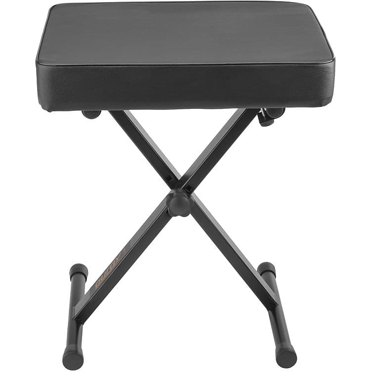 Superb Auray Pbs 17 X Style Piano Bench Black Maxx A1 Pabps2019 Chair Design Images Pabps2019Com