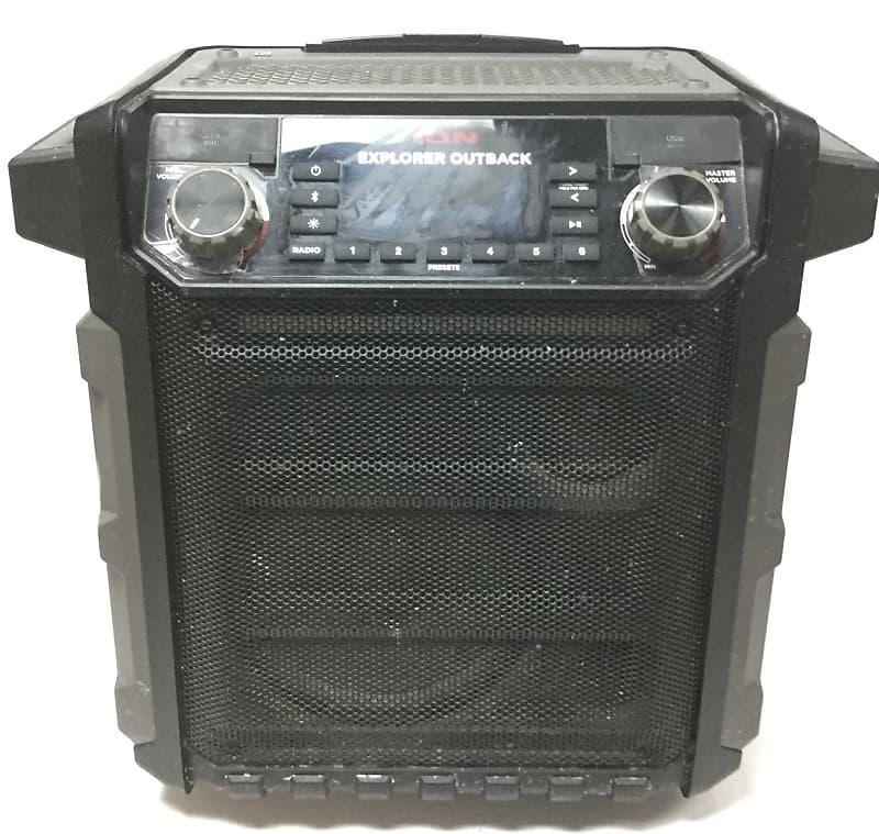 Ion Bluetooth Speaker Explorer Outback