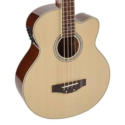 Richwood RB-102-CE acoustic bass guitar for sale