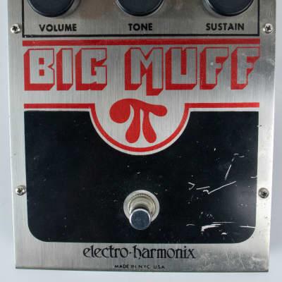 Vintage 1980 Electro Harmonix V6 Big Muff