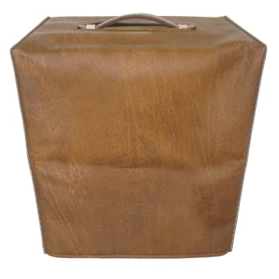 Fishman Loudbox Performer Cover; Brown w/Gold Piping & Double Rear Pocket (fish001) Special Deal