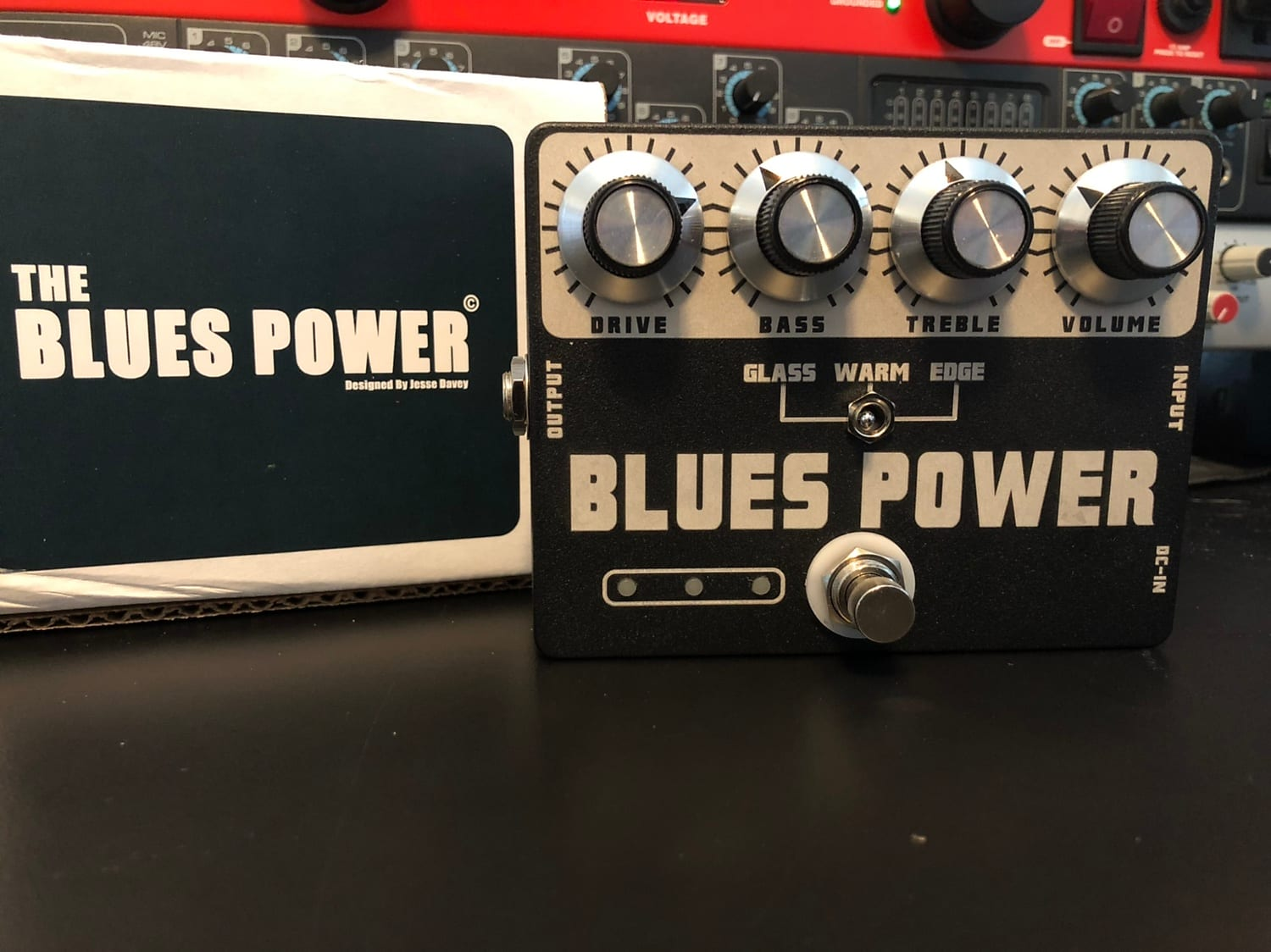 King Tone Guitar Blues Power IN STOCK.. **Authorized Dealer **