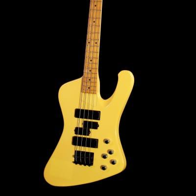 ESP Edwards 'Noisy' E-AC-90ACHO Yellow White for sale