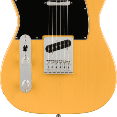 Fender Player Telecaster Left-Handed with Maple Fretboard Butterscotch Blonde