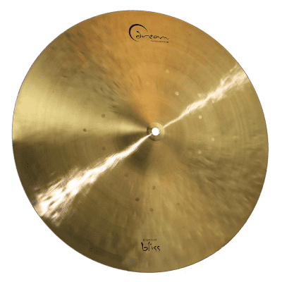 """Dream Cymbals 17"""" Vintage Bliss Series Crash/Ride Cymbal"""