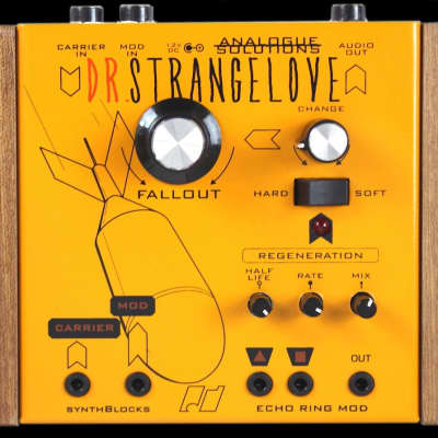 Analogue Solutions Dr. Strangelove Synthblock