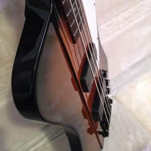 Gibson Thunderbird IV Sunburst 2009