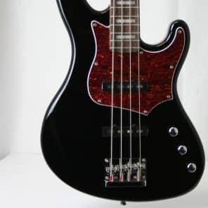 Cort GB34J BK 4-String Bass Black