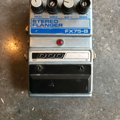 DOD Stereo Flanger FX75-B for sale